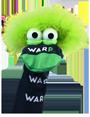 Warp TMS Mascot